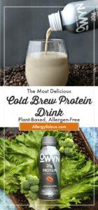 Cold Brew Coffee by OWYN