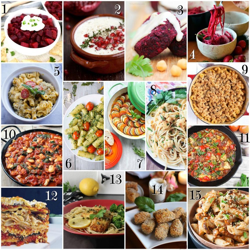 Vegan Valentine's Day Dinner Recipes