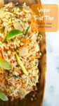 Zesty, amazing nut-free Pad Thai