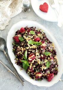 Vegan Valentine's Dinner Recipe