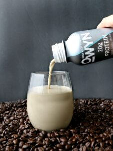 Plant-based, allergen-free OWYN Cold Brew Coffee Protein