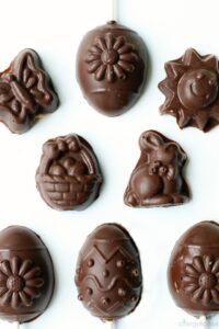 Chocolate Cookie Dough Candies