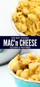 Creamy, Vegan Mac and Cheese