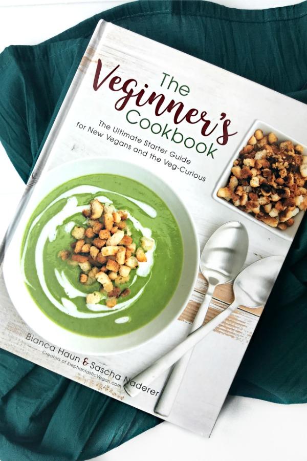 Vegan Cheese Sauce from The Veginner's Cookbook