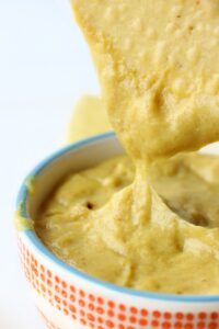 Basic Vegan Cheese Sauce from The Veginner's Cookbook