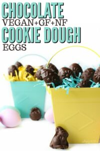 Cookie Dough Easter Eggs Pin