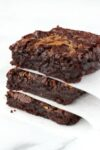 Delicious Vegan brownies