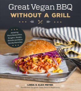 Great Vegan BBQ Cookbook by Veganosity