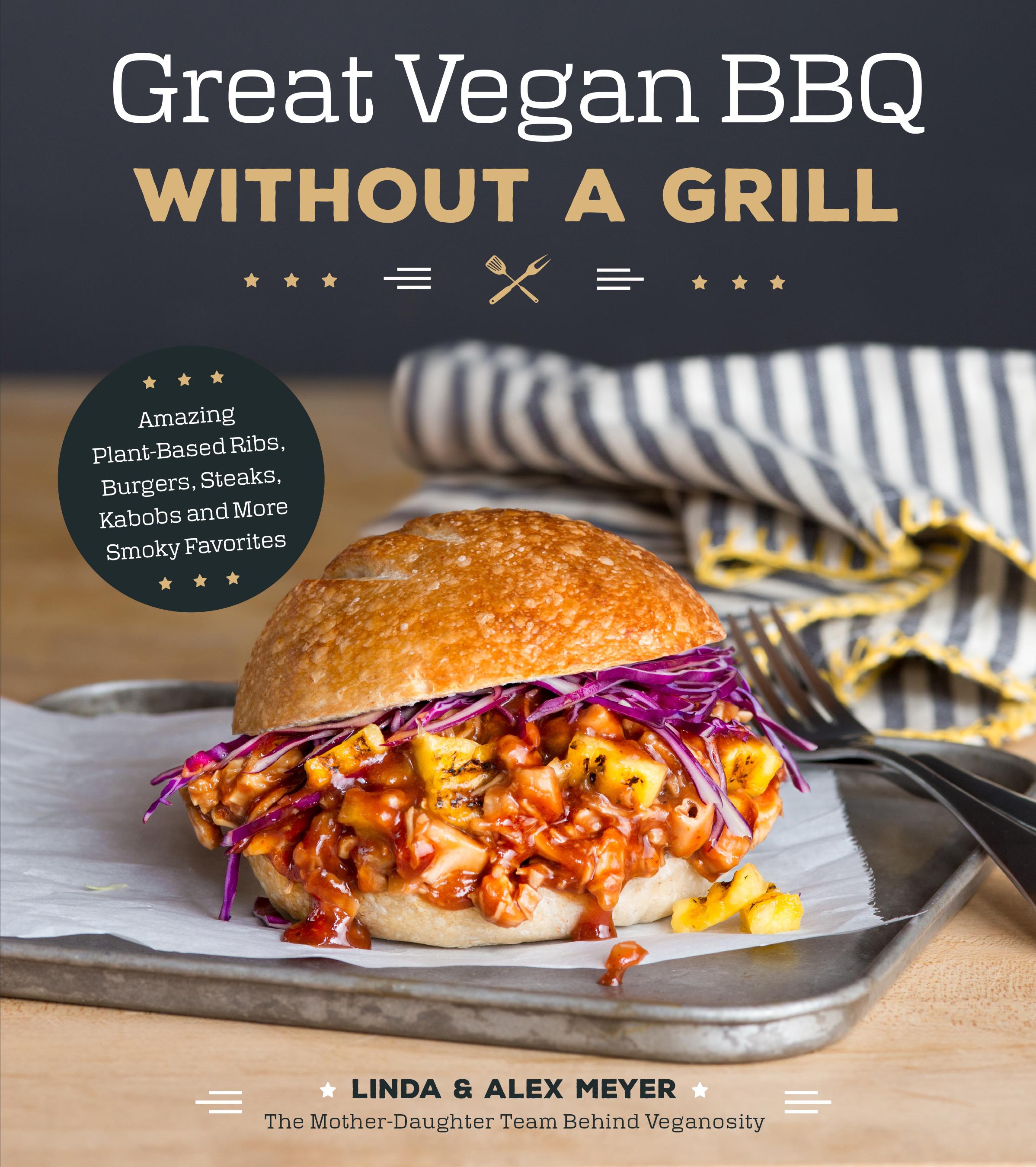 Great Vegan BBQ Cookbook by Veganosity