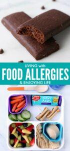 Food Allergies Long Pin