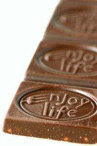 Enjoy Life with Food Allergies, chocolate bar