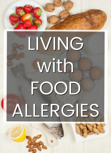 life with food allergy image