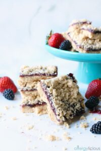 raspberry bar stack