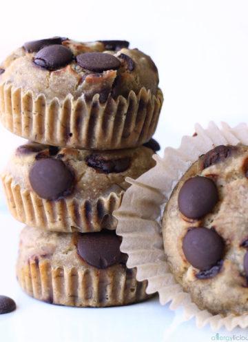 Vegan Pancake Muffins