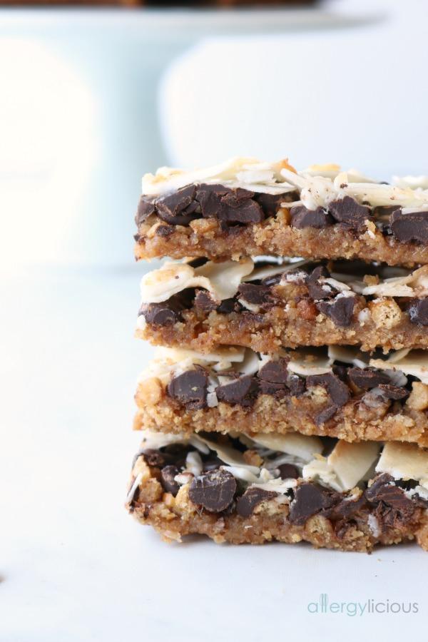 magic cookie bars yum