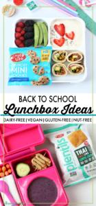 Back to School Luncbox Pinterest