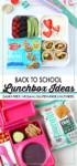 Back to School Luncbox Pinterest