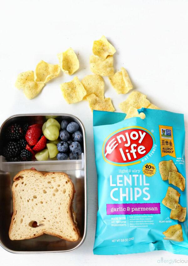 Healthy Lunchbox Ideas {Nut-free, Vegan + Allergy-friendly}