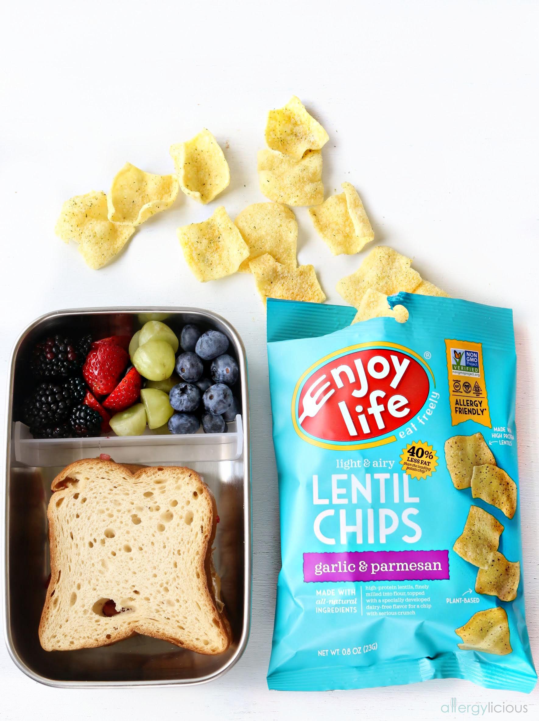 Healthy Lunchbox Ideas {Nut-free, Vegan + Allergy-friendly ...