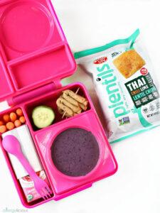 pink bento lunchbox