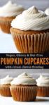 long pin pumpkin cupcakes