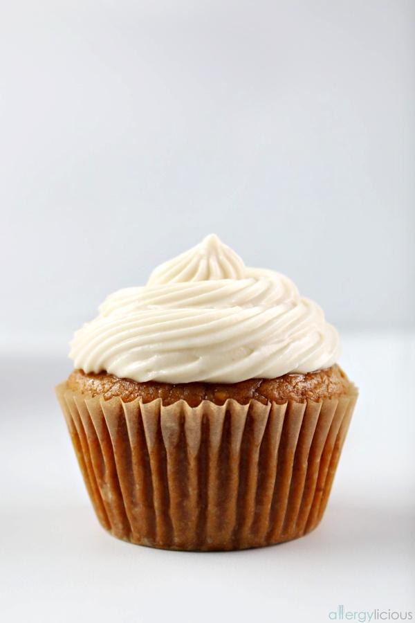 solo vegan cupcake