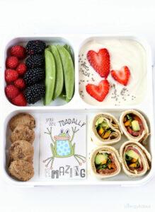 yogurt lunchbox