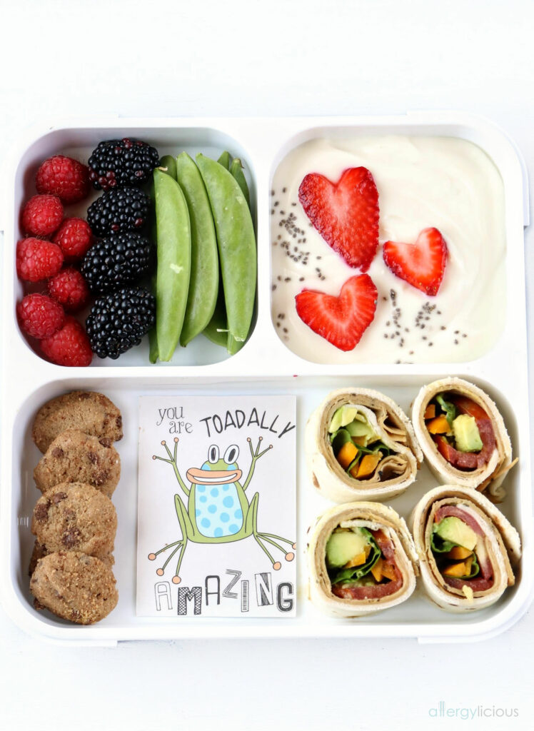 yogurt lunchbox