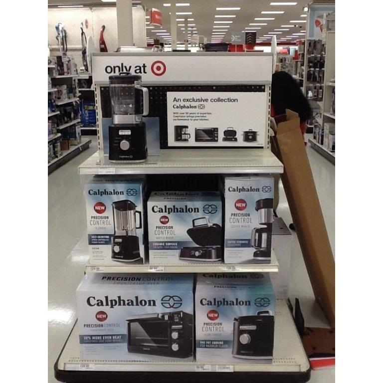 Calphalon Target In Store Photo