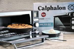 Calphalon Kitchen Chocolate Chip Skillet Cookie