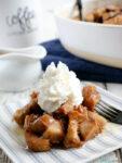 vegan bread pudding recipe