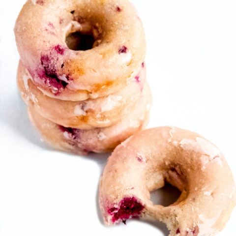 raspberry donut recipe