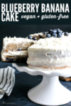 dairy free blueberry cake