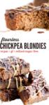 chickpea blondies long pin