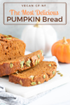 allergy-friendly pumpkin bread