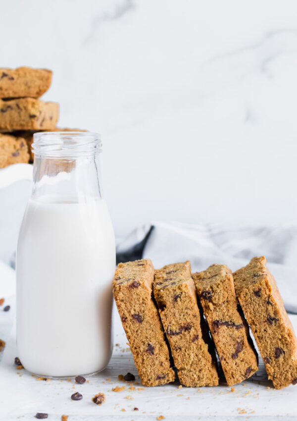 Chocolate Chip Cookie Bars (Blog Hop Cookie Swap)