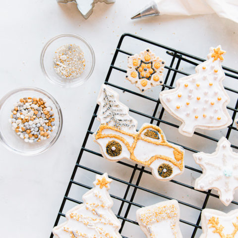 Allergy-friendly Sugar Cookies