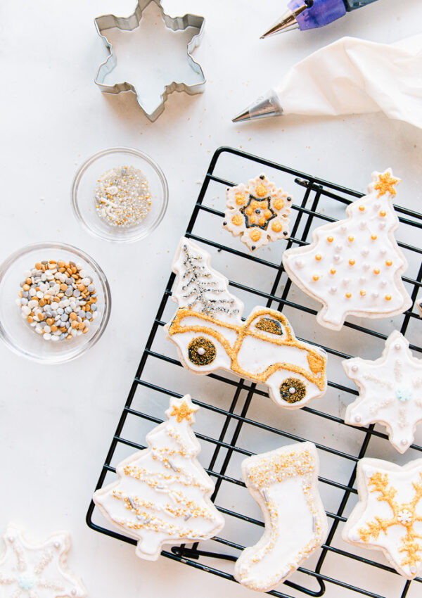 The Best Allergy-friendly Sugar Cookies (Vegan)