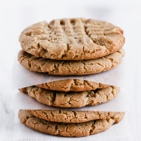 Nut-Free Peanut Butter Cookies