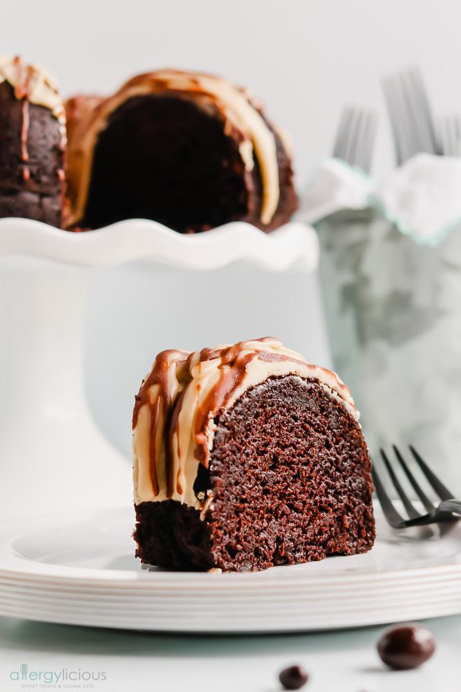 Peanut-free Chocolate Cake