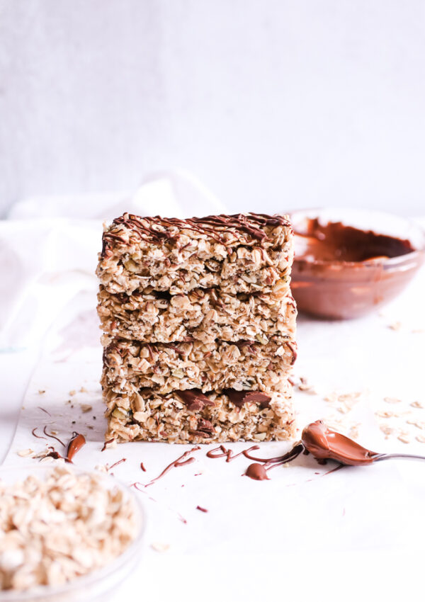Homemade Granola Bars (vegan, allergy-friendly)