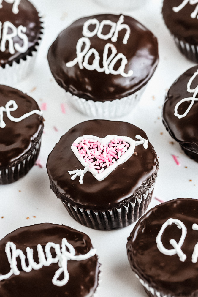 Hostess Cupcakes Recipe or Valentines Day