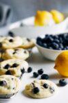 The Best Homemade Vegan Blueberry Lemon Cookies