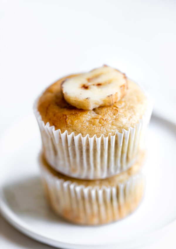 Easy and Delicious Vegan Banana Muffin Recipe